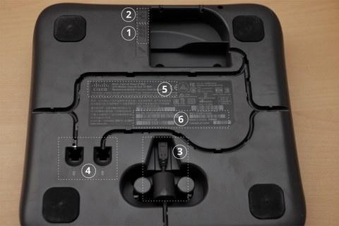 Cisco CP-8831 backside