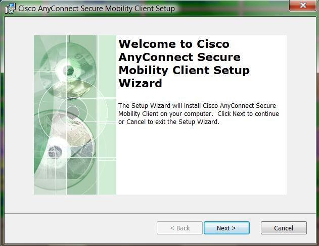 Anleitung Cisco AnyConnect für Windows 7, Windows 8 1, Windows 10
