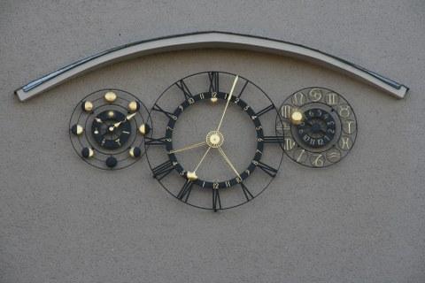 Astronomische Kunstuhr Willers-Bau