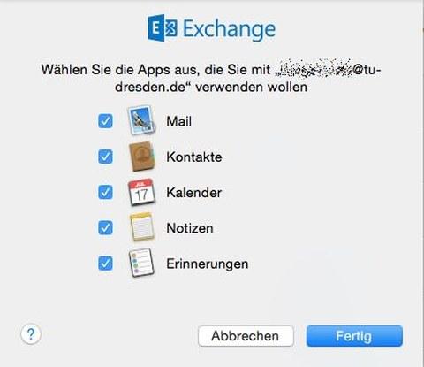 Zuverwendende Apps