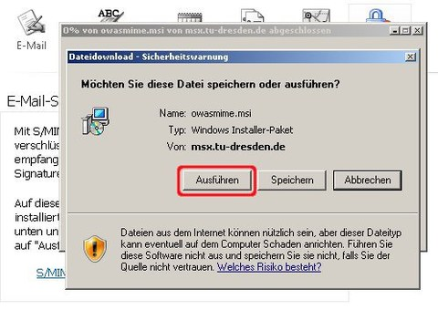 Download Dialog