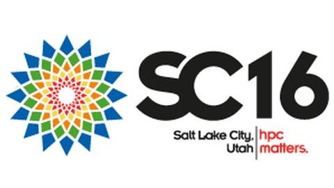Logo Supercomputing Conference 2016
