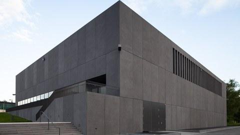 Gebäudeansicht LZR