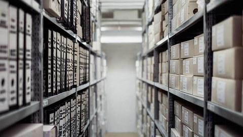 Archivregale