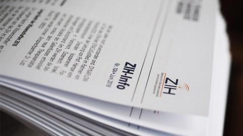 Newsletter des ZIH