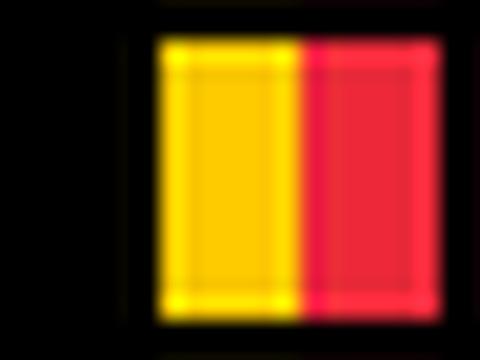 Flagge von Belgien