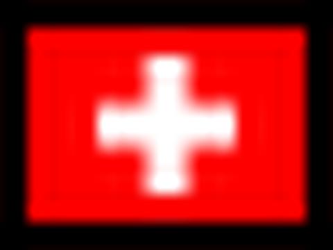 Flagge von Schweiz