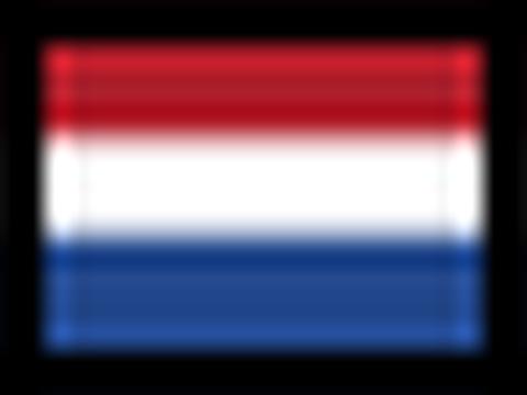 Flagge von Niederlande