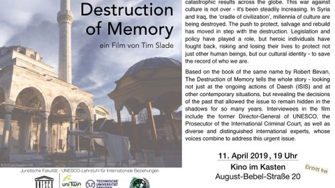 Destruction of Memory