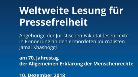 Vortrag des UNESCO-Lehrstuhls für