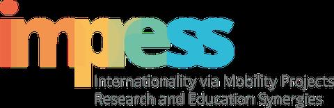 Logo von Impress in bunt