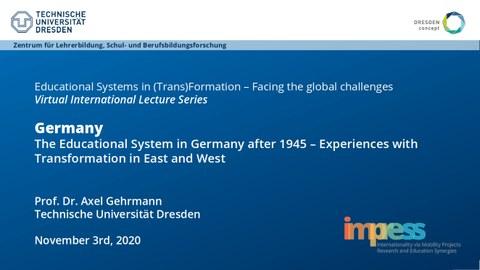 Lecture Gehrmann