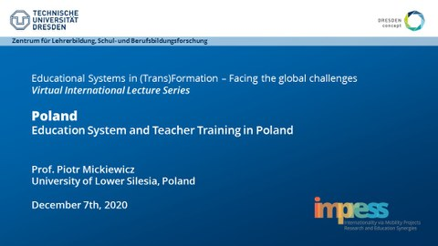 Presentation of Dr. Piotr Mikiewicz lecture