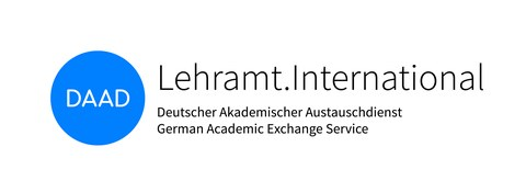 Logo DAAD-Programm Lehramt.International