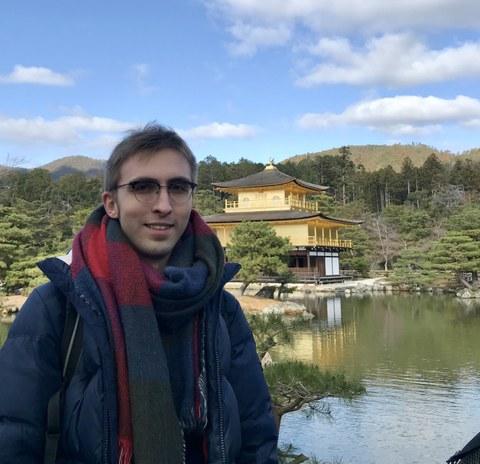 Niklas Schulpraktikum in Japan
