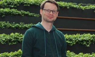 Porträt von Dan-Philipp Krenn