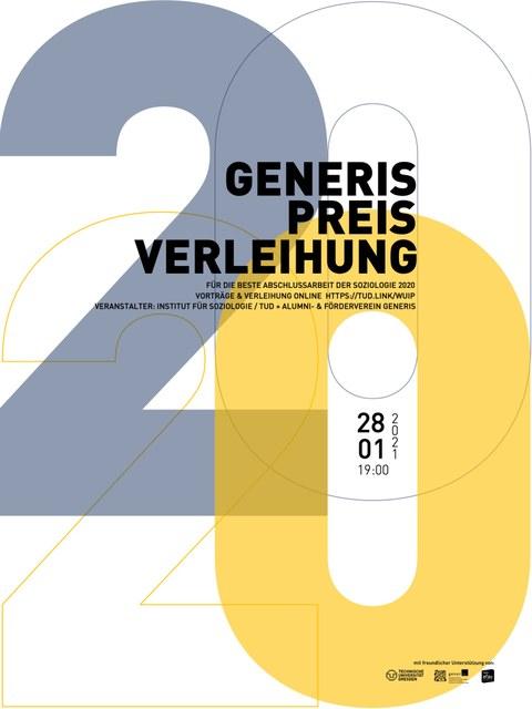 Bild zur Generis Preis Verleihung 2020